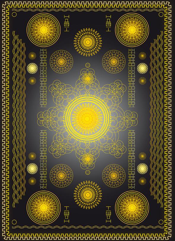 flying carpet / light of unity