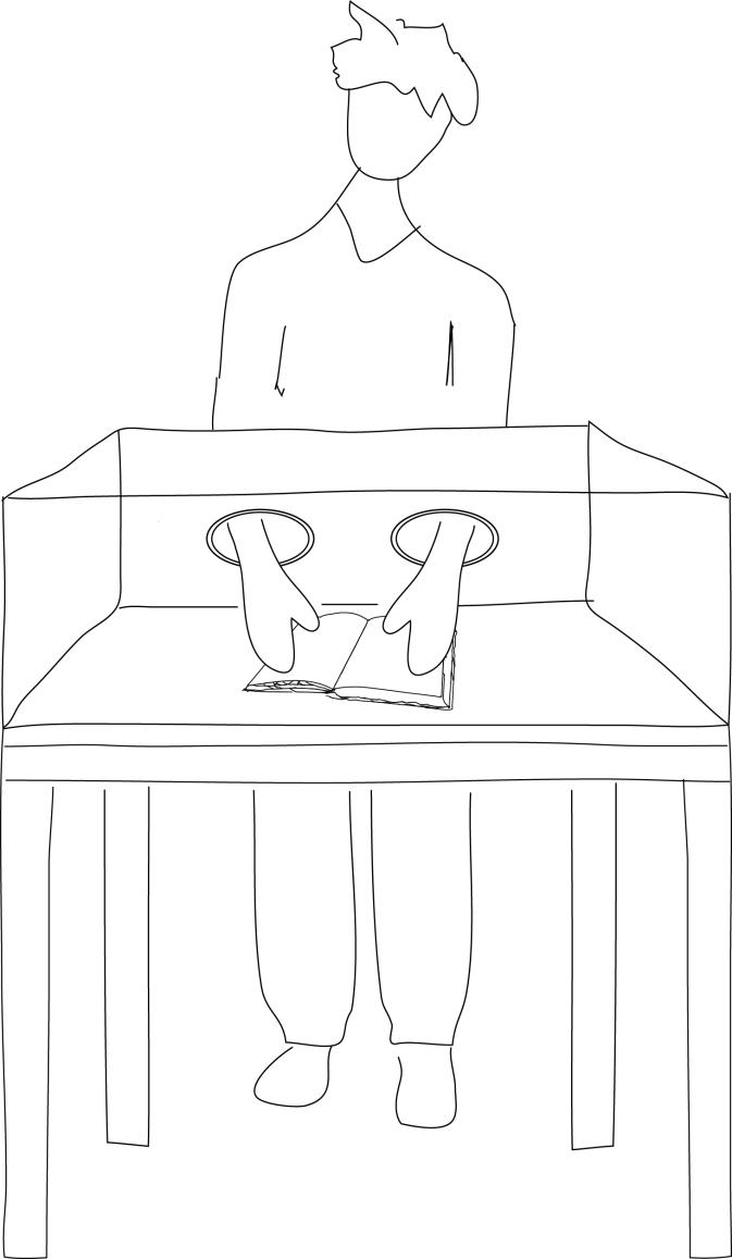 skizzezeichnung